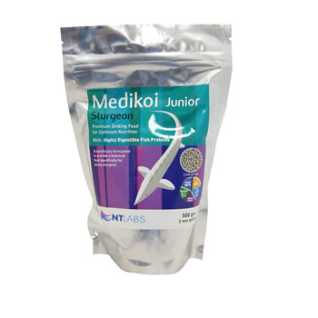 Image of NT Labs Medikoi Sturgeon Junior 500g (2mm)