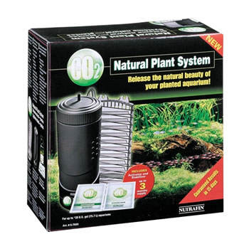 Image of Nutrafin CO2 Natural Plant System