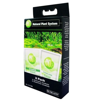 Image of Nutrafin CO2 Natural Plant System Refill Pack