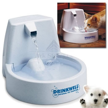 Image of PetSafe Drinkwell Original - Drinking Fountain