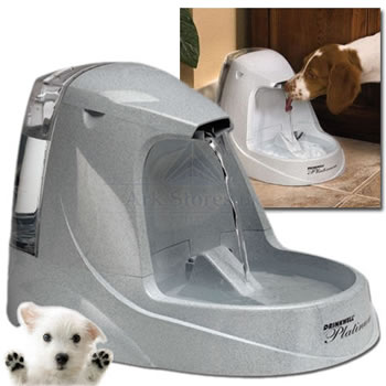 Image of PetSafe Platinum Drinkwell - Drinking Fountain