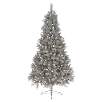 Image of Premier 1.8m Silver Tip Fir Grey Christmas Tree (TR600STF)