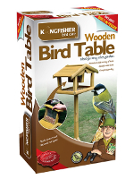 Small Image of Premium Bird Table with Built in Feeder
