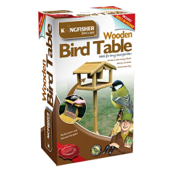 Image of Premium Bird Table with Built in Feeder