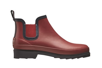 Image of Briers Size 8 Claret Chelsea Garden Boots
