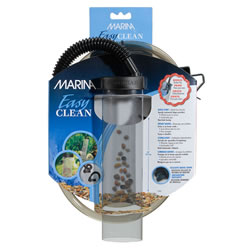 Small Image of Marina Easy Clean Small Aquarium Gravel Cleaner