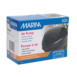 Small Image of Marina 200 Air Pump