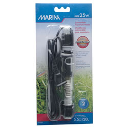 Small Image of Marina Submersible Pre-Set Mini Heater 25W