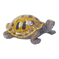 Small Image of Terry the Tortoise Animal Garden Ornament