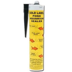 290ml Gold Label Pond Sealer - Black