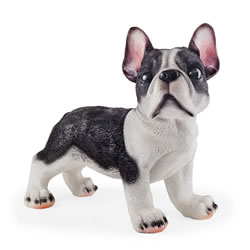 Small Image of Aries the Cute French Bulldog Pet Dog Figurine Garden Ornament