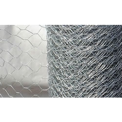 Small Image of 50m roll of 1.5m tall (5ft) extra strong heavy duty wire mesh - 25mm