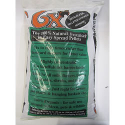 Small Image of 20kg 6X Organic Pelleted Chicken Manure