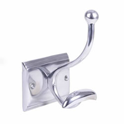 Small Image of Contemporary Aluminium Coat Hook