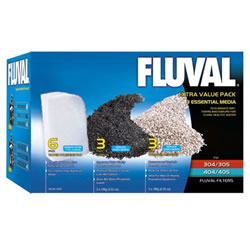 Small Image of Fluval Extra Value Media Pack 304/305/306/404/405/406
