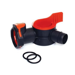 Small Image of Fluval FX5/FX6 Filter AquaStop Valve