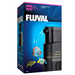 Small Image of Fluval U Mini Underwater Filter 200LPH