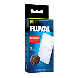 Small Image of Fluval U2 Clearmax Cartridge (2pcs)