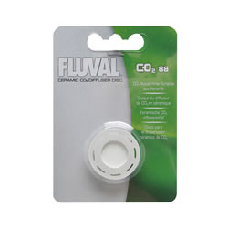 Small Image of Fluval CO2 Ceramic Diffuser Disc 88g
