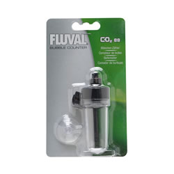 Small Image of Fluval CO2 Bubble Counter 88g