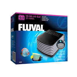 Small Image of Fluval Q.5 Aquarium Air Pump