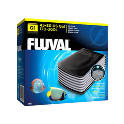 Small Image of Fluval Q1 Aquarium Air Pump