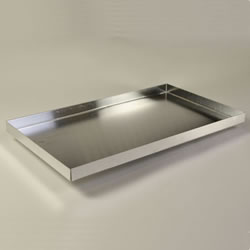 Small Image of Aluminium Gravel Tray 61cm x 57cm