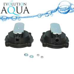 Small Image of Evolution Aqua Airtech Air Pump 130 Diaphragm Kit