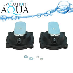 Small Image of Evolution Aqua Airtech Air Pump 75 Diaphragm Kit