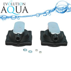 Small Image of Evolution Aqua Airtech Air Pump 95 Diaphragm Kit
