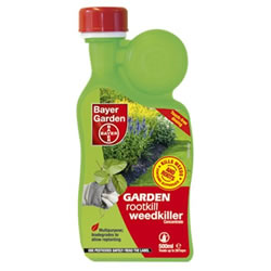 Small Image of Bayer Garden Rootkill Weedkiller Concentrate 1L (80849710)