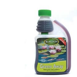 Small Image of Blagdon Green Away 500ml