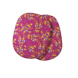 Small Image of Briers Oriental Floral Knee Pads Bright Pink Garden Outdoors Gift