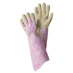 Small Image of Briers Birds and Branches Gauntlet Gloves Garden Outdoors