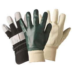 Small Image of Briers Mens Mixed Triple Pack Gardening Gloves
