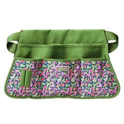Small Image of Briers Orangery Garden Tool Belt Julie Dodsworth Floral Gift