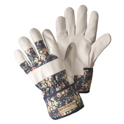 Small Image of Briers Ladies Flower Girl Rigger Gloves Gardening Outdoors Floral