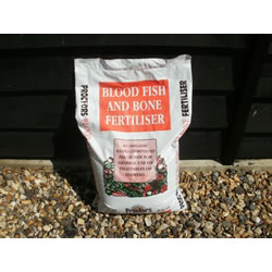 Small Image of 20kg sack of Proctors Blood, Fish and Bone 100% Organic Fertiliser