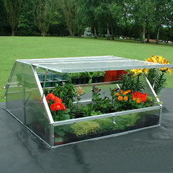 Small Image of Easy Access Professional Cold Frame