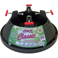 Small Image of Cinco 10 Classic Christmas Tree Stand