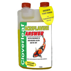 Small Image of Cloverleaf Acriflavine Answer 1L