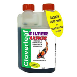 Small Image of Cloverleaf Filter Answer 250ml