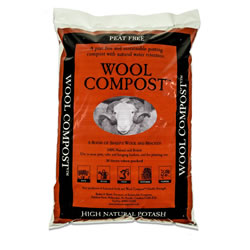 Small Image of Dalefoot Peat Free Wool Potting Compost 30 Litres