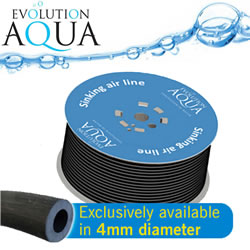 Small Image of Evolution Aqua 4mm Sinking Air Line
