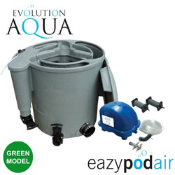 Small Image of Evolution Aqua EazyPod Air - Green