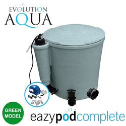 Small Image of Evolution Aqua EazyPod Complete - Green