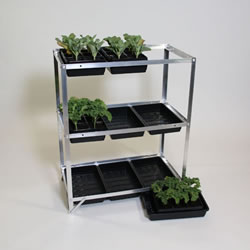 Small Image of Economy Seed Tray Rack