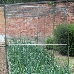 Small Image of Deluxe Waist Rail 122cm long to suit 122cm high Vegetable Cage
