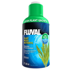 Small Image of Fluval Plant Micro Nutrients 250ml