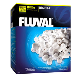 Small Image of Fluval Biomax Bio Rings Media 1100g